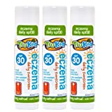 TruKid Eczema Daily SPF 30+ Face & Body Stick – 3 Pack