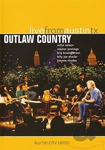 DVD : Billy Joe Shaver - Live From Austin Tx (Amaray Case)