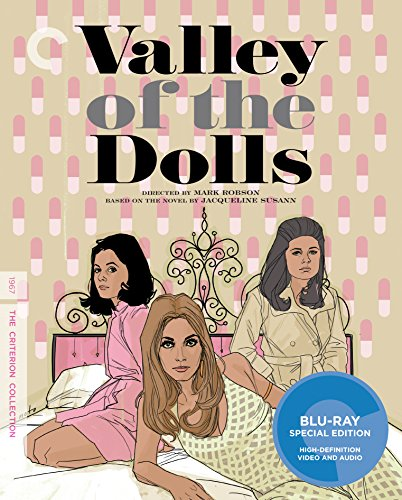 Valley of the Dolls (The Criterion Collection) [Blu-ray]
