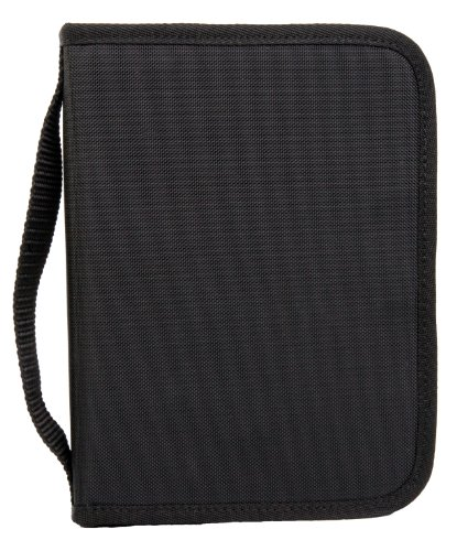 Uncle Mike's Small Notebook/Day Planner Conceal Carry Case Holster, Black (Handgun Conceal Carry Case)