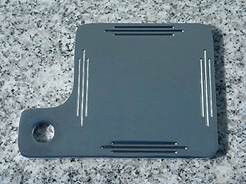 i5 Chrome Inspection Tag Plate for Honda Kawasaki Suzuki Yamaha Harley