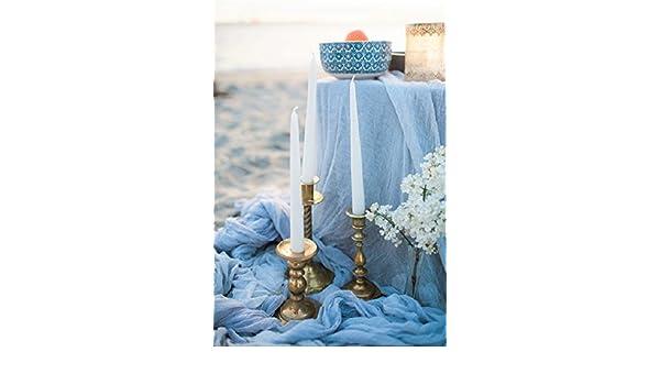 fefb0ba6d98 Table runner Table Decor Cheesecloth Gauze Muslin Cheese cloth wedding  Rustic Wedding Arbor Decor Cotton Table Runner For Wedding Banquet  Decoration Boho ...