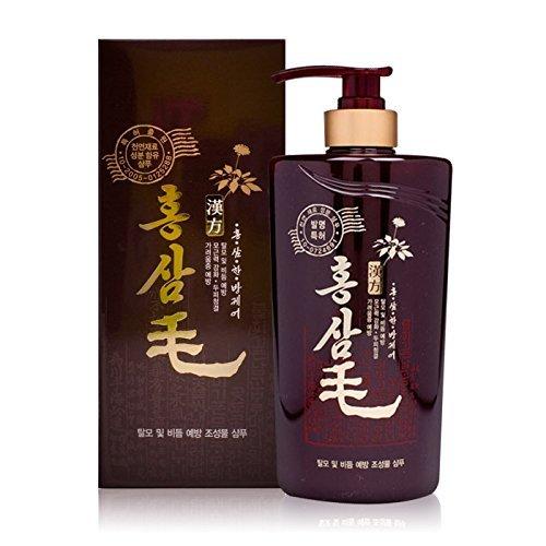 Red Ginseng Mo Shampoo 550ml Hair Loss Prevention & Anti-dandruff Shampoo