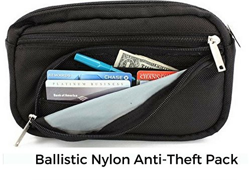 anti theft fanny pack - 9
