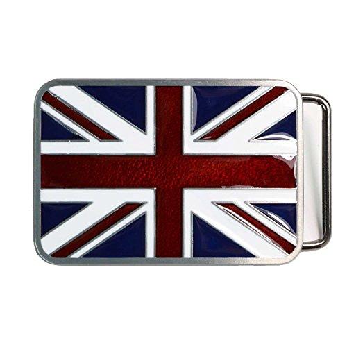 Landisun Western Cowboy Belt Buckles for Men Women England British Flag (Uk Belt Buckle compare prices)