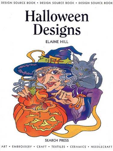 Halloween Designs (Design Source Books)]()