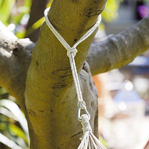 Befestigungsset für Hängematten & Hängesessel
