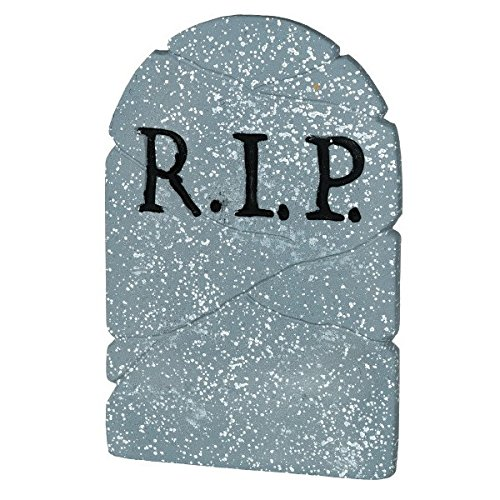 RIP Tombstone Halloween Decoration]()