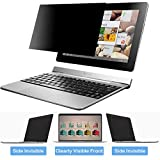 15.6'' Privacy Screen Filter for Widescreen Computer Laptop Monitor Notebook Screen, Anti-Glare Anti-Scratch Protector Film for Data Confidentiality - Aspect Ratio 16:9