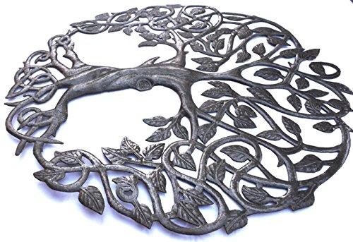 Amazon.com: it\'s cactus - metal art haiti Celtic Inspired Tree of ...