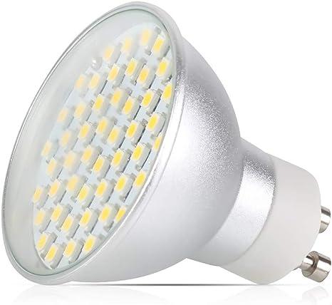 GU10 LED Light Bulbs 3W Warm White Energy Saving Bulb Lamp Spot Lighting