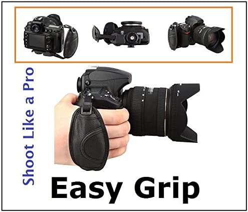New Wrist Strap Grip for Panasonic Lumix DMC-FZ200K DMC-FZ200 DMC-FZ300