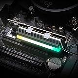 EZDIY-FAB NVME PCIe Adapter with 5V ARGB Heat
