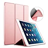iPad Air 1 Case,GOOJODOQ Smart Cover with Magnetic Auto Sleep/Wake Function PU Leather