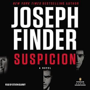 Suspicion Hörbuch