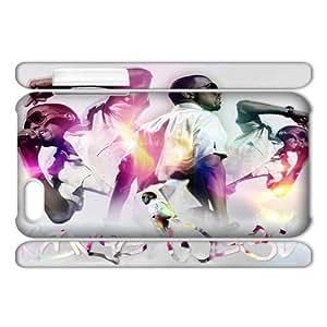 Custom hip hop,Rapper,singer-songwriter Kanye Omari West iPhone 5C 3D Hard Plastic Shell Case Cover(HD image)