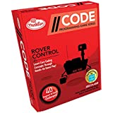 Think Fun Rover Control Coding Board Game and STEM Toy for Boys and Girls Age 8 and Up