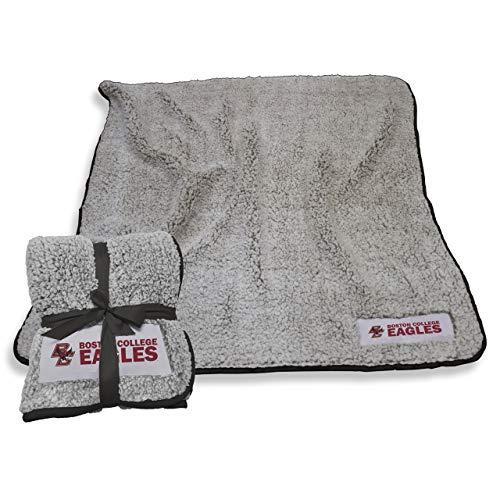 (Logo Boston College Eagles NCAA Frosty Fleece 60 X 50 Blanket - Team Color,)