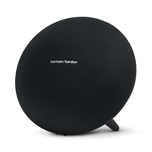Harman Kardon Onyx Studio 3 Wireless Speaker System with Rechargeable Battery and Built-in Microphone by Harman Kardon