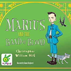 Marius and the Band of Blood Audiobook