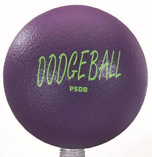 Martin Sports Perma-Skin Foam Dodgeball, 6.3