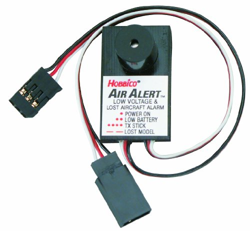 Hobbico Air Alert Flight Pack Monitor - Hobbico Air