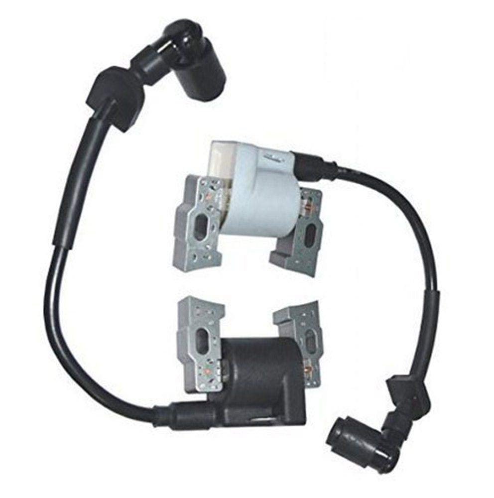 Left /& Right Ignition Coils Fit Honda GX670 GX610 GX620 20HP V Twin Engines Set of 2 XSPANDER
