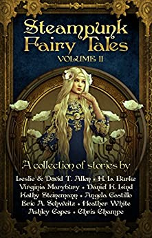Steampunk Fairy Tales Leslie David ebook product image