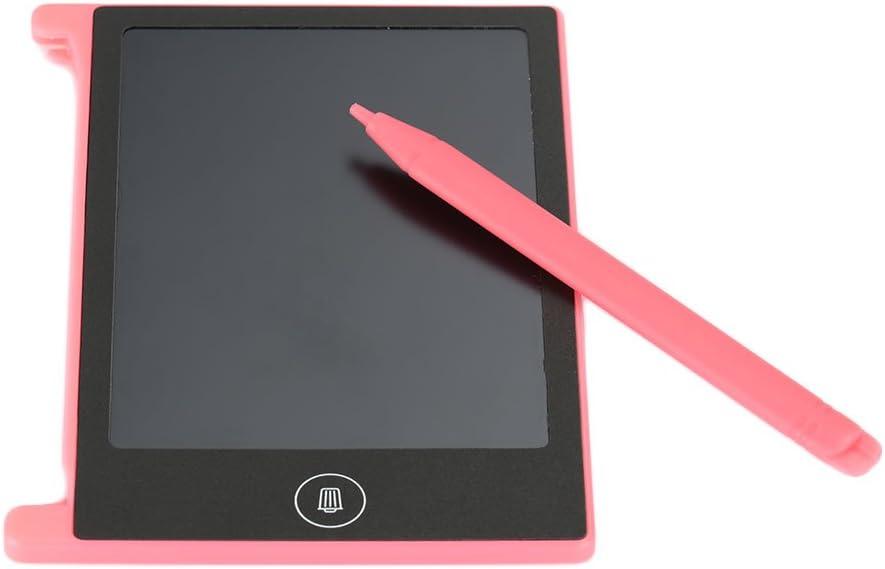 Harmless Drawing Notepad LCD Notepad Student Write Red Black Environmentally Friendly