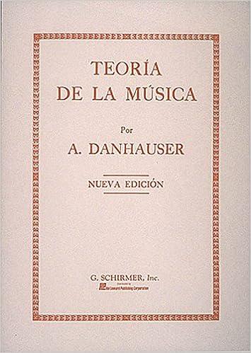 libro danhauser teoria musical