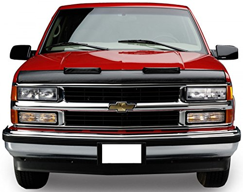 Custom Hood Protector 45634-01 Protects vehicle's hood from all weather conditions. Durable leather grain vinyl is micro-perforated to allow moisture to evaporate. Custom tailored for a sleek snug fit. Hood Guard