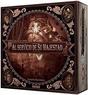 Asmodee – ubiws01 – The world of Smog – al servicio de su majestad , color/modelo surtido: Amazon.es: Juguetes y juegos