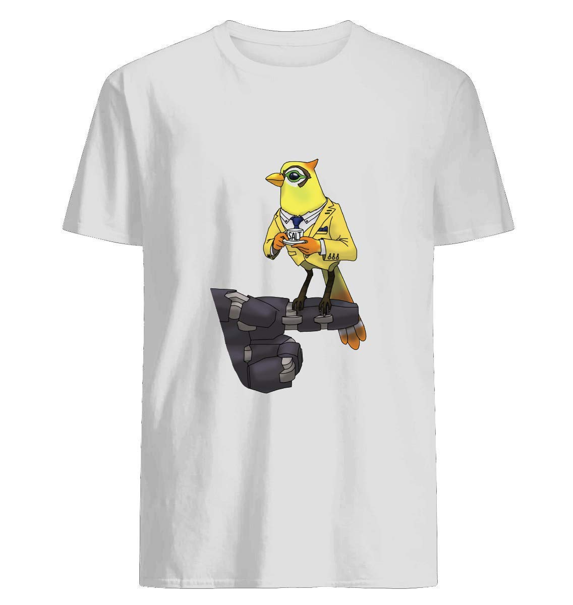 Bird Of Salt T Shirt For Unisex