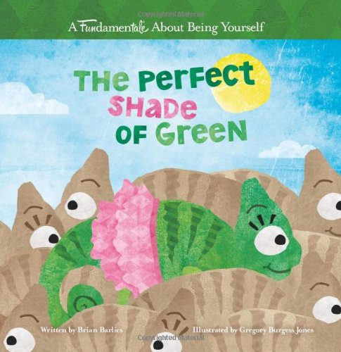 Download The Perfect Shade of Green ebook
