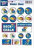 Wincraft NCAA University of Kansas Vinyl Sticker