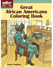 BOOST Great African Americans Coloring Book