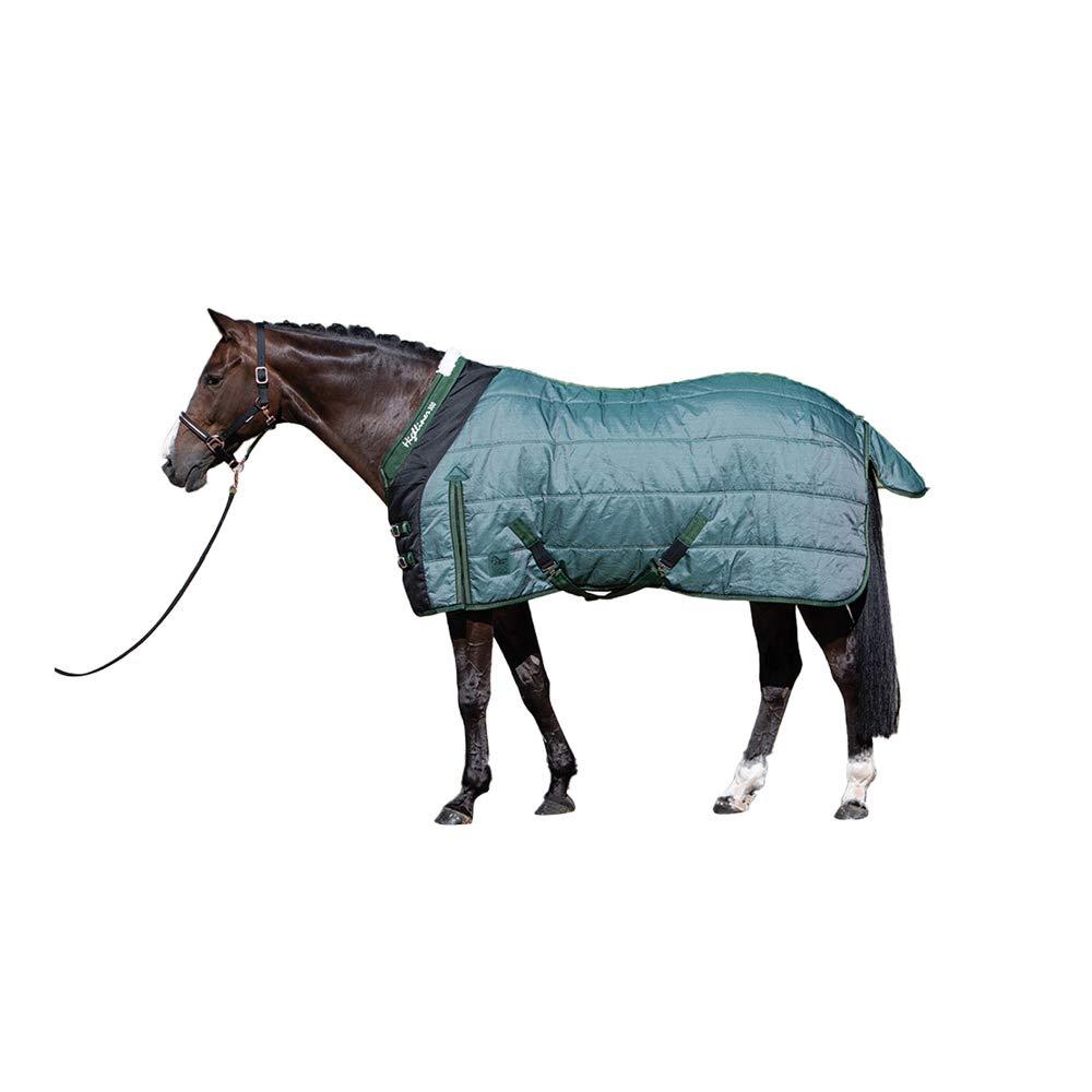 Harry's Horse 32205932-08-175CM Highliner Melange 300 - Manta de establo (175 cm), color verde
