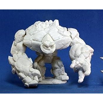 Reaper Miniatures Frost Giant Bodyguard 2H Axe 77544 Bones Unpainted RPG Figure