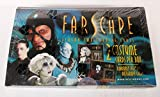 Farscape Season Two Trading Cards Box Set - With 2 Costume Cards
