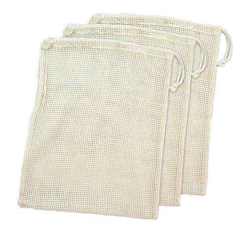 Cotton Net Produce Bags - 9