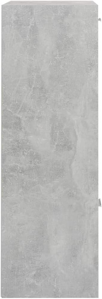 vidaXL Biblioth/èque Etag/ères /à Livres Meuble /à Livres Meuble de Rangement /à 4 Niveaux Stockage Salon Bureau Blanc Brillant 40x30x151,5 cm Agglom/ér/é