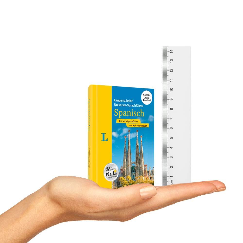 Langenscheidt Universal-Sprachführer Spanisch - Buch inklusive E ...