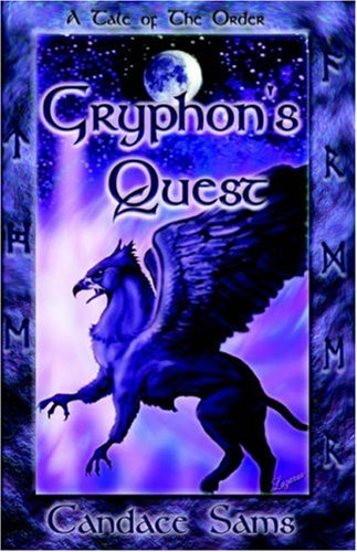 Gryphon's Quest by Brand: Imajinn Books