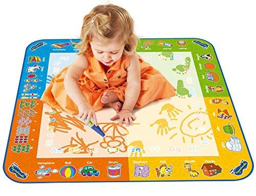 Tomy aquadoodle tapis classique couleurs version anglaise la caverne du jouet - Tapis aquadoodle classique ...