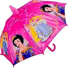 Kid's Cartoon Umbrella Hello Kitty Girl's Umbrella Brolly Sun Rain