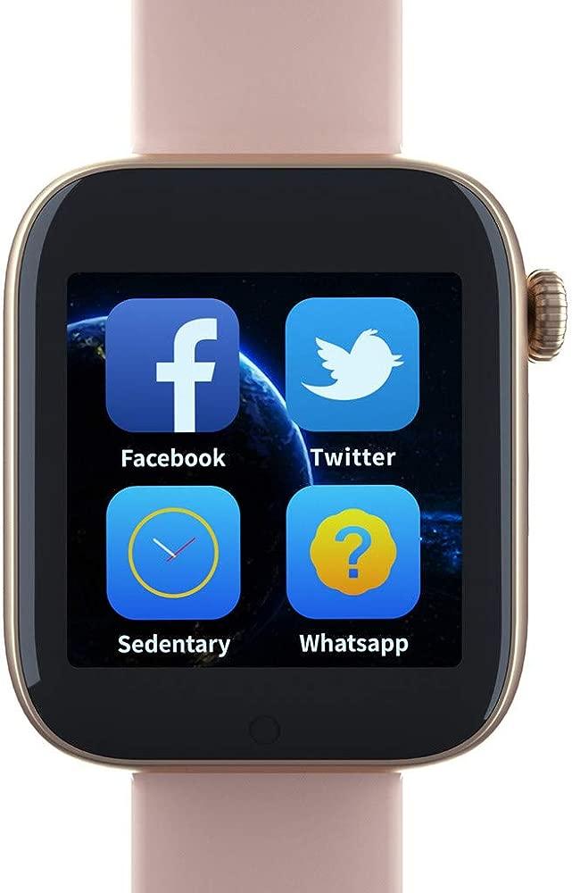 El Nuevo Z6 Bluetooth 3.0 Smart Watch es Compatible con teléfonos Android, Tarjetas SIM y cámara.