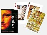 Piatnik Art Pack Single Deck Playing Cards (Set of 52 Cards)