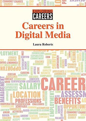 Careers in Digital Media (Exploring Careers) pdf epub