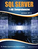 SQL Server T-SQL Comprehensive : Version 2012, Demertzoglou, Pindaro, 0988330040