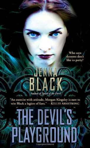book cover of The Devil\'s Playground